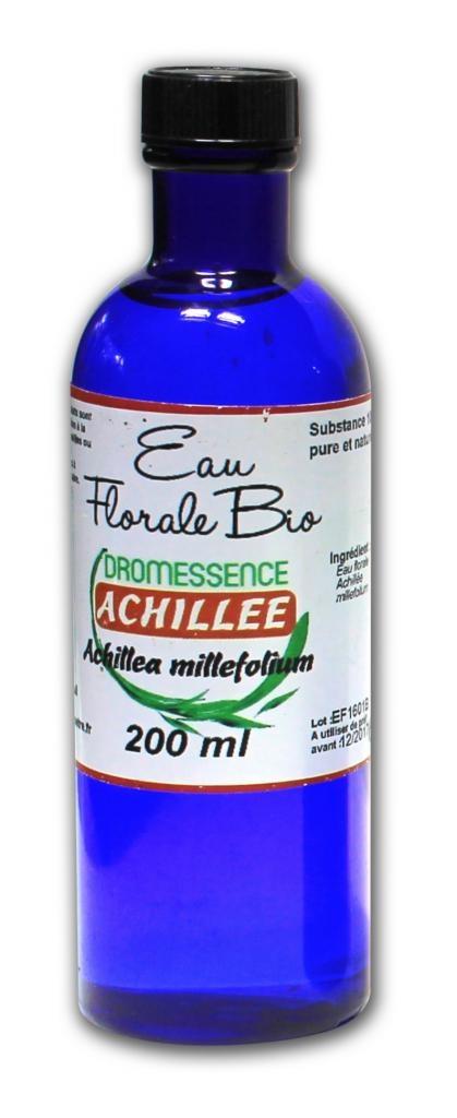 Hydrolat (ou eau florale) d'Achillée millefeuille BIO 1 L BIO DROMESSENCE
