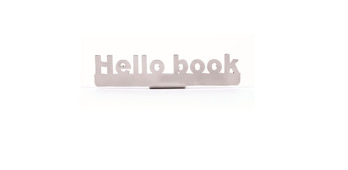 """Marque pages """"hello book"""""""
