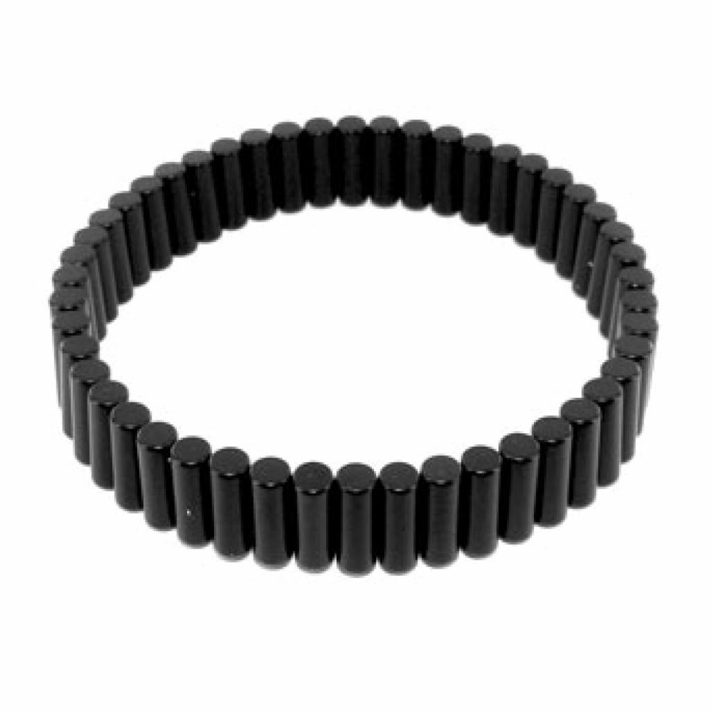 Bracelet 100% magnétique noir
