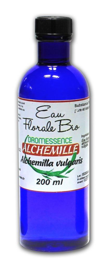 Hydrolat (ou eau florale ) alchémille BIO 200 ML DROMESSENCE