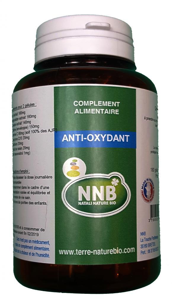 Anti-oxydant