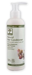 Soin après shampoing naturel hydratant au Dictamélia®, à la mauve et à l'aloe vera - 200ml