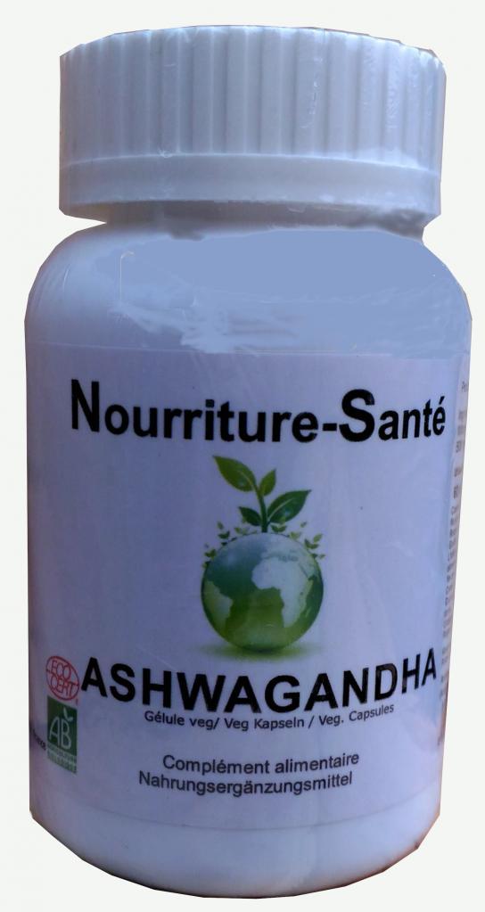 Ashwagandha- Energie -Relaxation