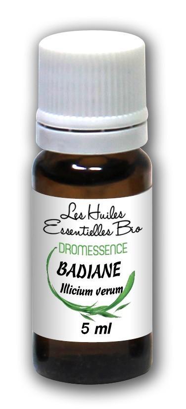 Huile essentielle Badiane BIO 5 ml  DROMESSENCE