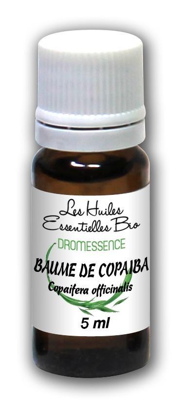 Huile essentielle  Baume de copaïba 5 ml DROMESSENCE
