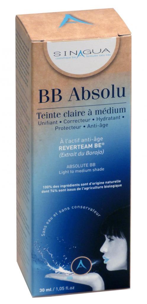 BB crème Bio Absolu - Claire à médium