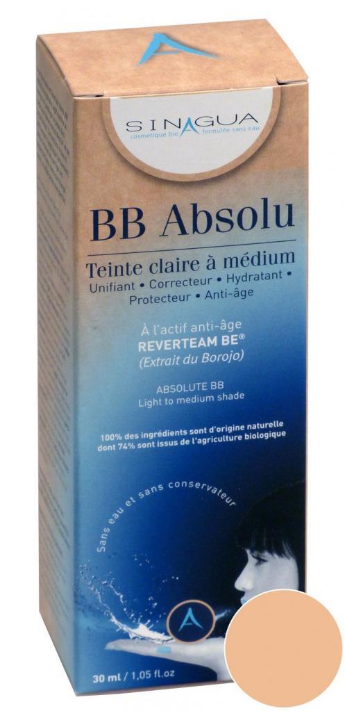 BB crème Bio Absolu - Claire à médium | Sevellia