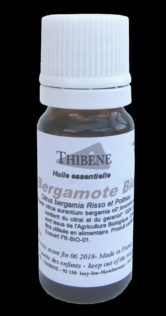 Huile Essentiels de Bergamote Bio 10 ml