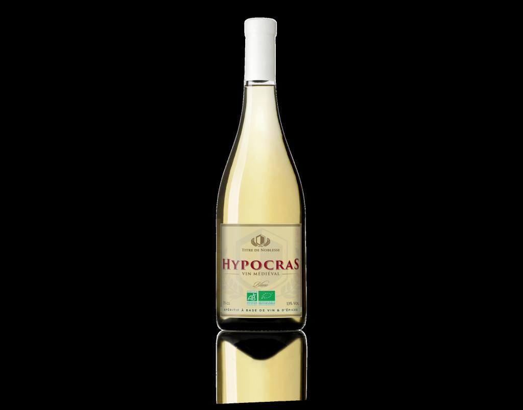 TITRE DE NOBLESSE® Hypocras - Blanc