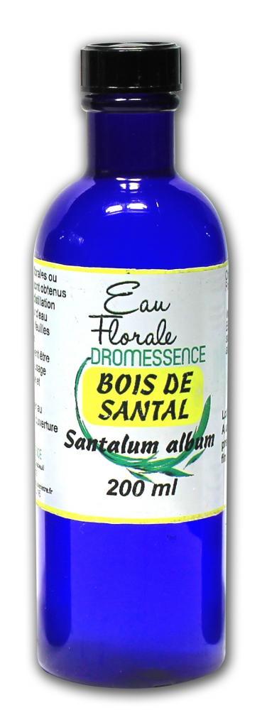 Hydrolat (ou eau florale) Bois de santal 1 L DROMESSENCE