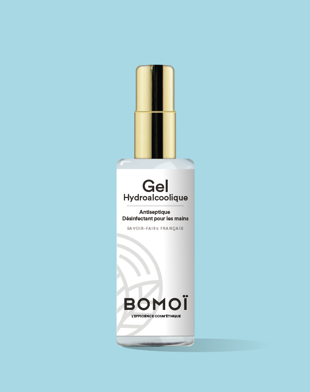 Gel Hydroalcoolique - Désinfectant mains (100ml)