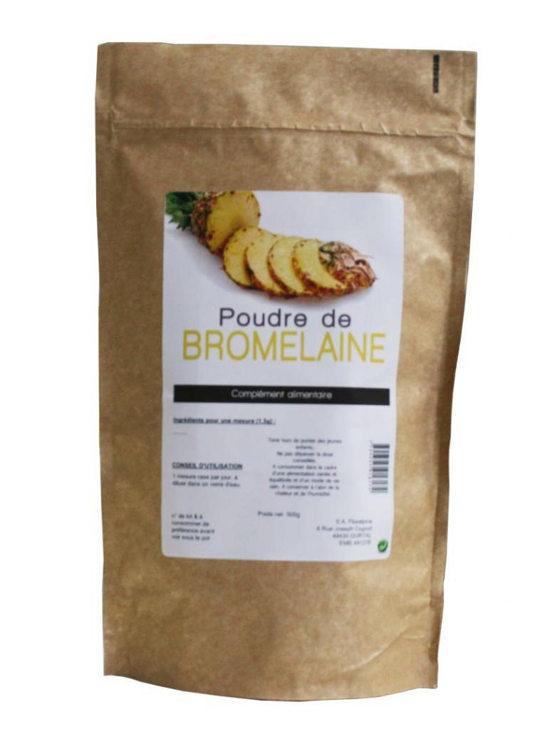 Bromélaine poudre 500g | Sevellia