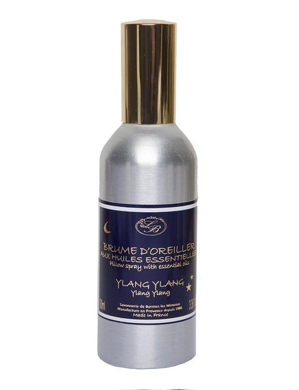 Brume d'Oreiller - Ylang-Ylang - 100 ml - Savonnerie de Bormes