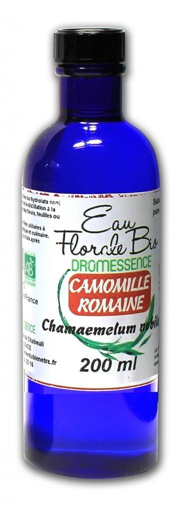 Hydrolat (ou eau florale) Camomille romaine BIO 200 ML BIO  DROMESSENCE