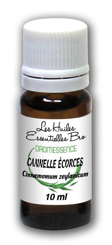 Huile essentielle Cannelle de Ceylan (écorces) 10 ml BIO DROMESSENCE