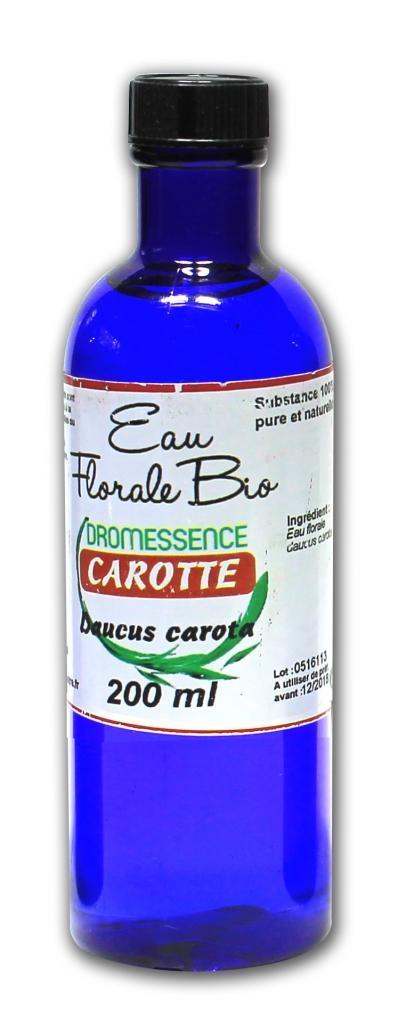 Hydrolat (ou eau florale) carotte sauvage 200 ml BIO DROMESSENCE
