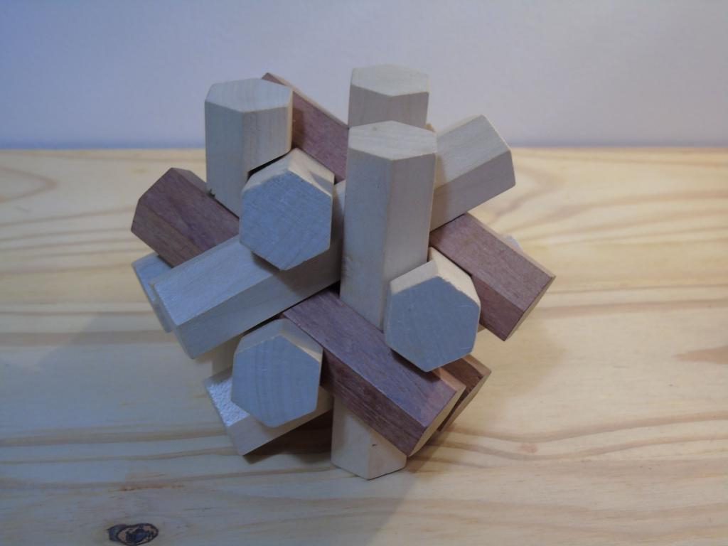 casse tête hexago
