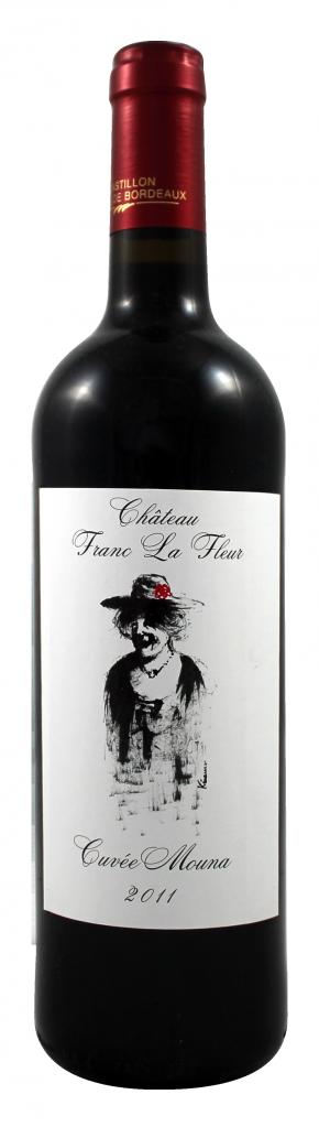 """Château Franc La Fleur """"Mouna"""" - Castillon-Côtes de Bordeaux - 2014"""