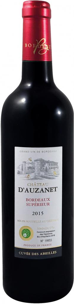 Château d'Auzanet - Bx Sup - 2015