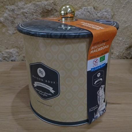 "Coffret Macarons Classiques ""Les Grands Crus"""