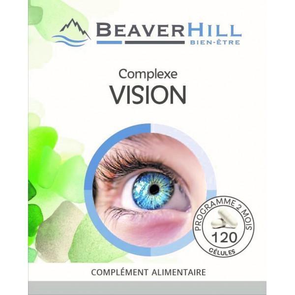 COMPLEXE VISION - 120 gélules / 60 jours