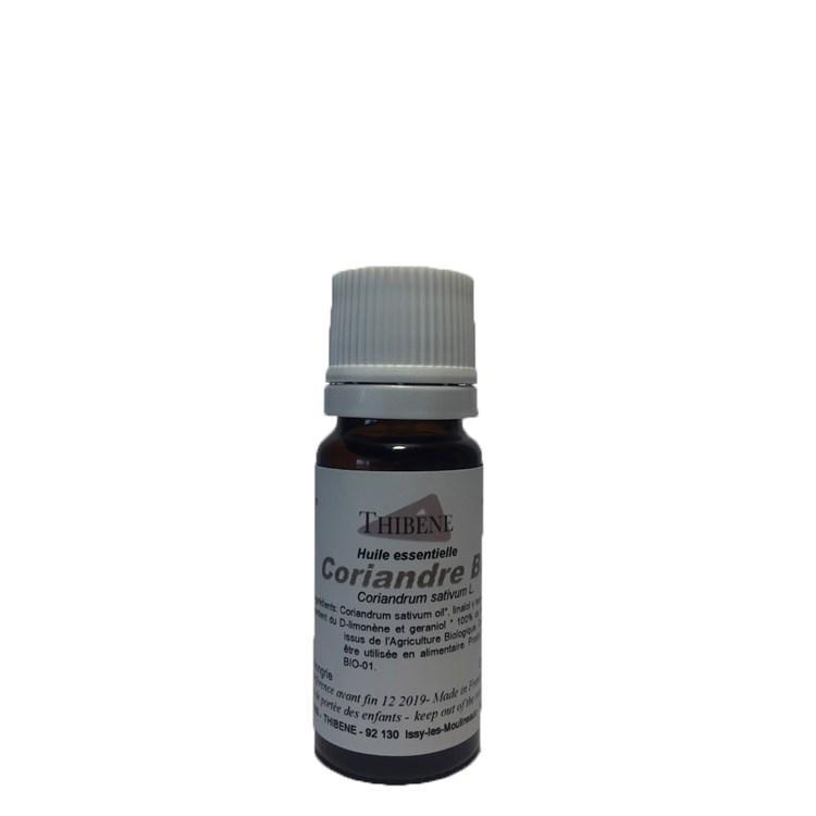 Huile Essentielle de Coriandre Bio 10 ml