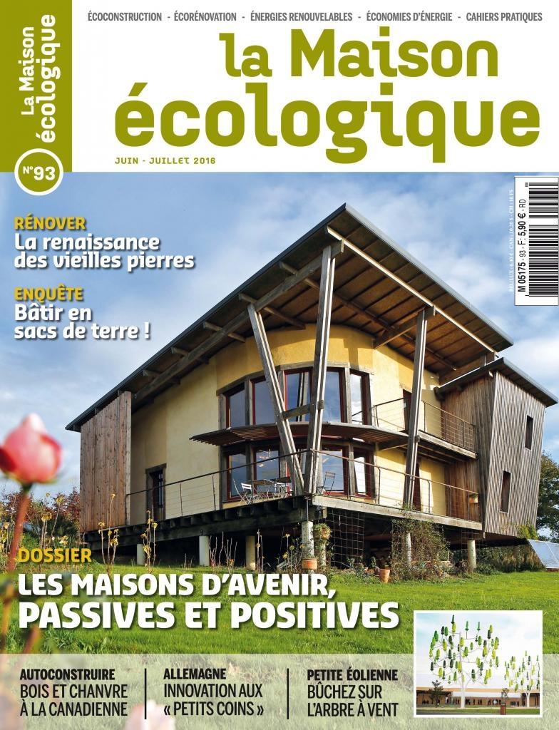La Maison écologique n° 93