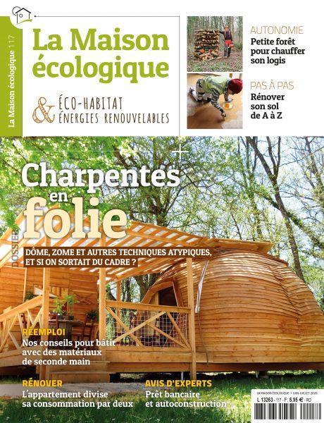 couverture La Maison écologique n°117