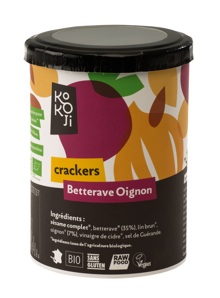 crackers betterave oingon