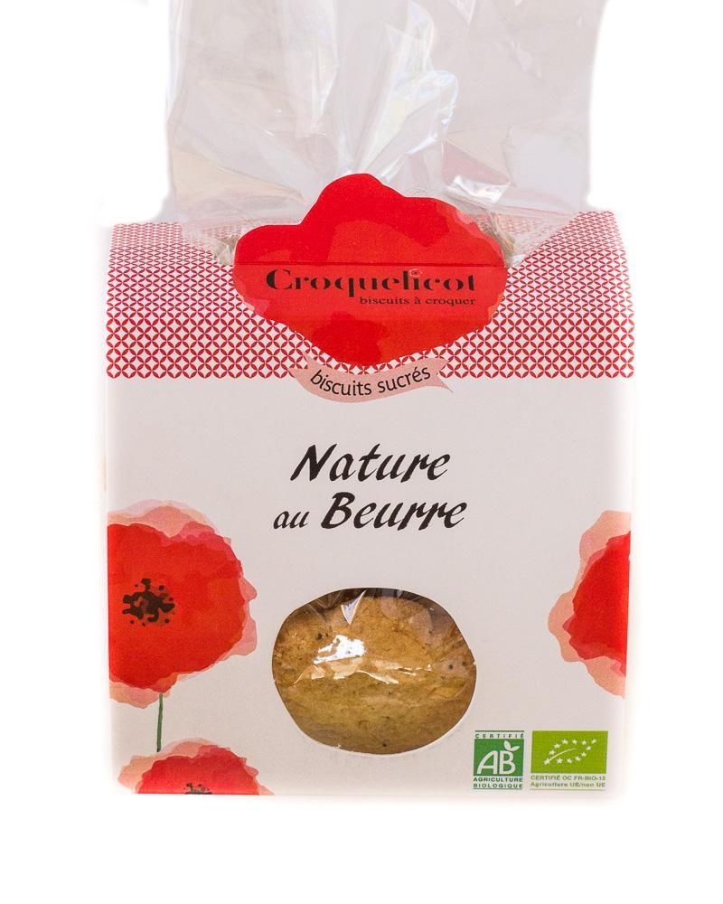 Nature au beurre