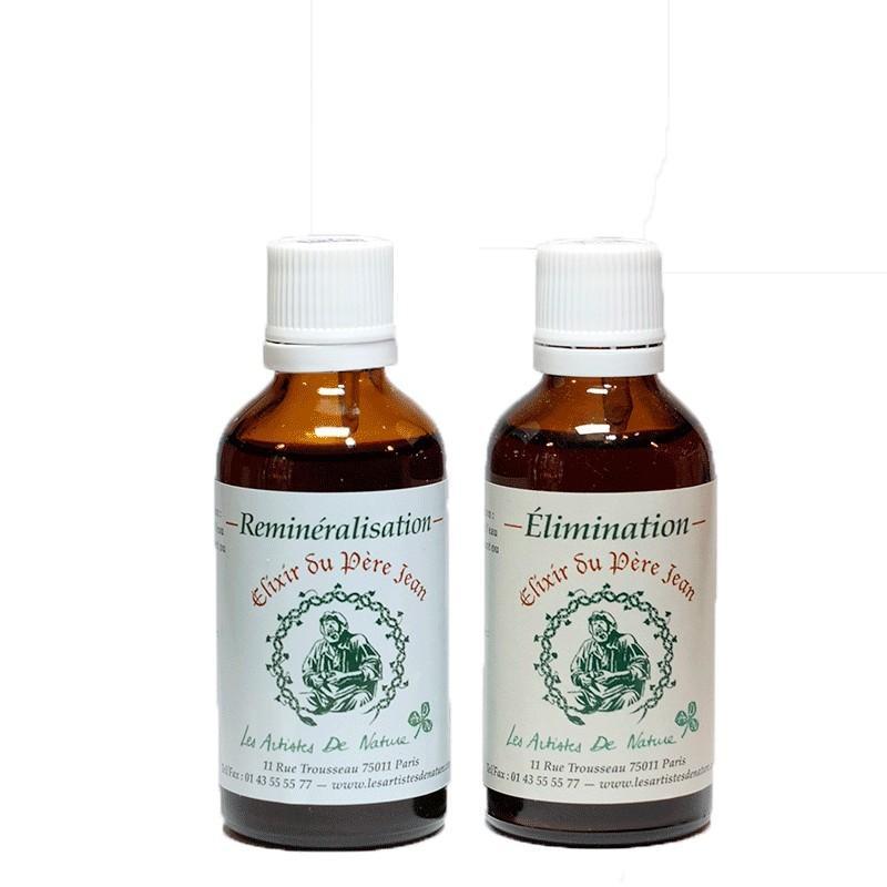 Cure d'Elixirs Elimination-Reminéralisation