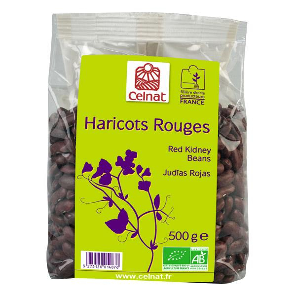 Celnat - Haricots Rouges 500g