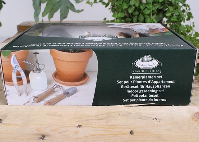 Kit d'outils de jardinage