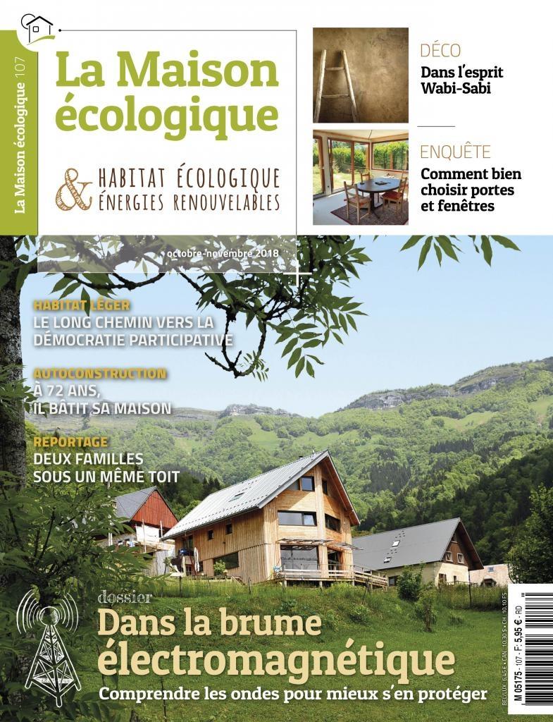 Magazine La Maison écologique n°107