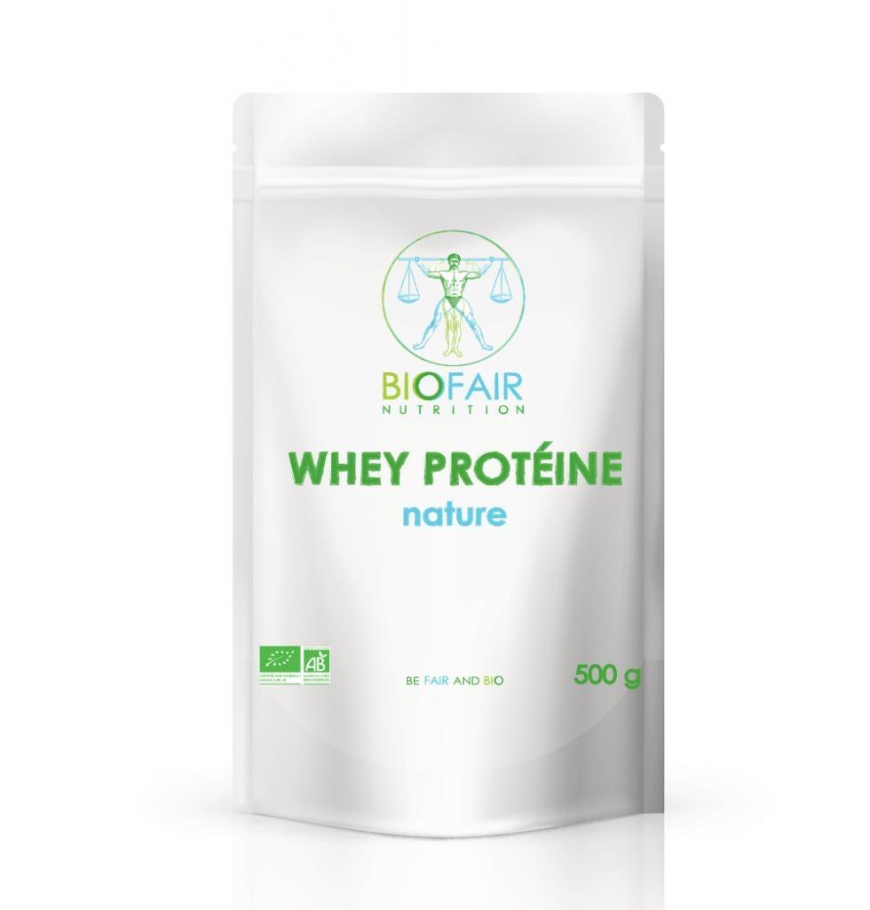 Whey protéine - Nature