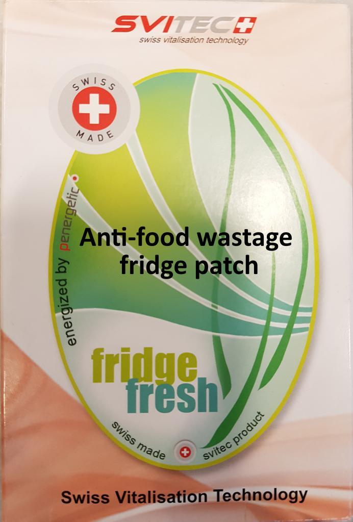 Fridge Fresh - Patch frigo anti-gaspillage alimentaire