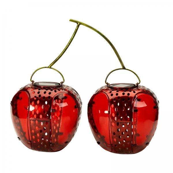 Lanterne décorative Funcky cerises