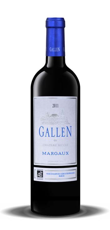 Gallen de Château Meyre - Margaux - 2015