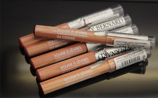 Crayon Bio Rouge à Lèvres N° 3 Beige Rosé