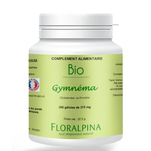 Gymnema bio 200 gélules