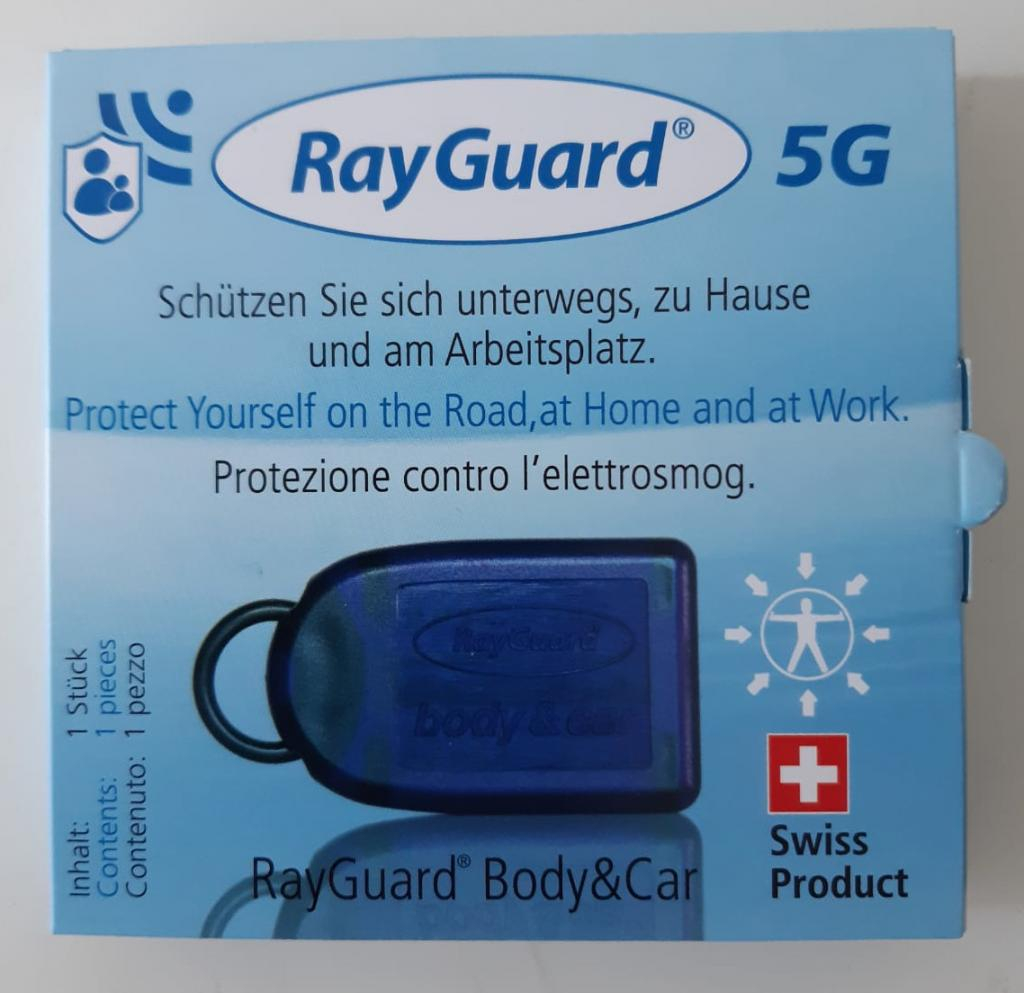Ray Guard® Corps et Voiture anti-4&5G