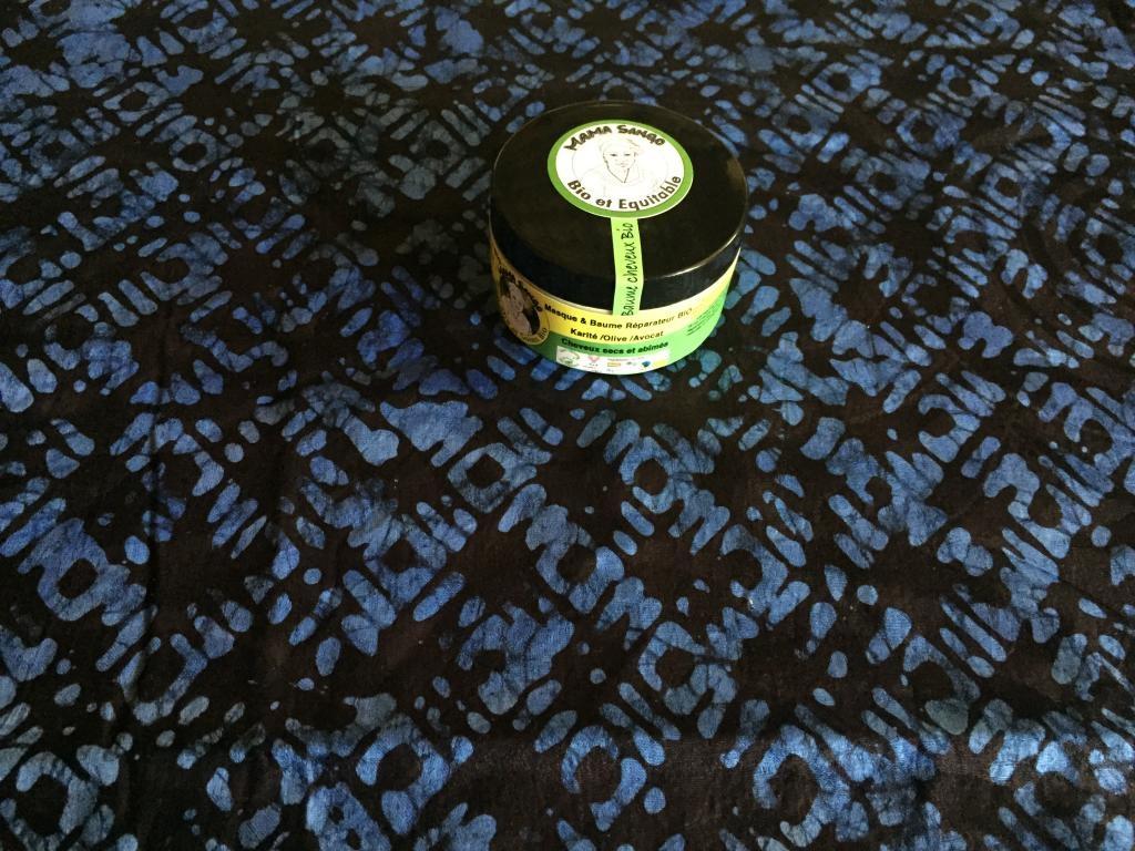 Masque Capillaire Crémeux BIO au Vrai Karité/Olive/Avocat 60 ml