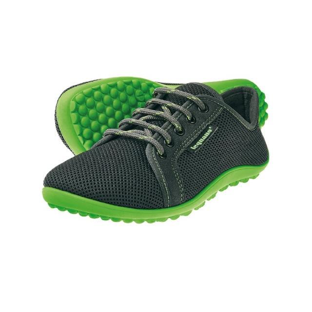 Chaussures minimalistes Leguano Aktiv (gris et vert)