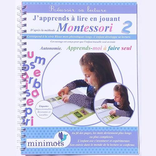 MINIMOTS – J'apprends à lire en jouant  2