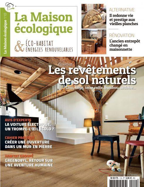 Magazine La Maison écologique n°110