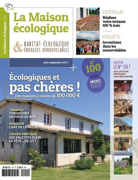 maison écologique 100-écologiques et pas chères
