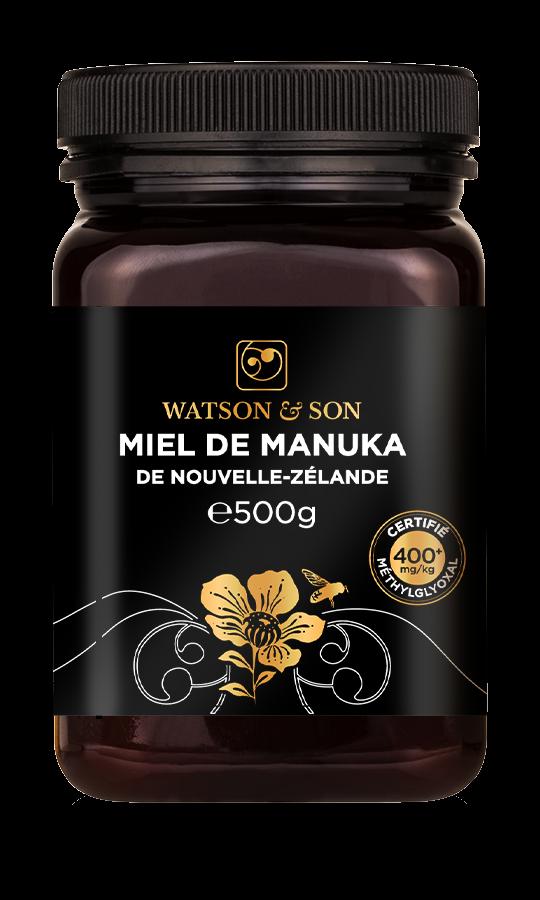 Miel de Manuka MG400-500g
