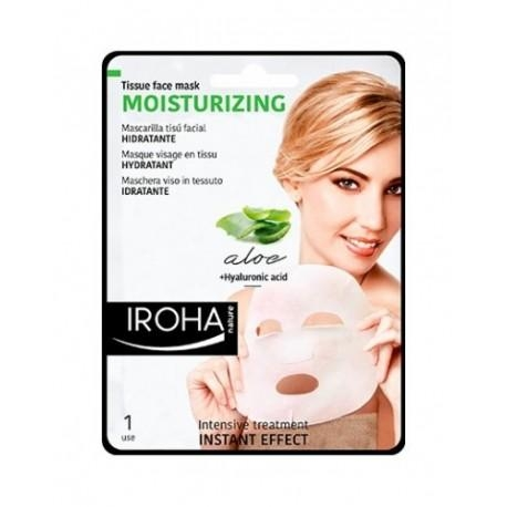Tissu Masque Hydratant Aloe Vera