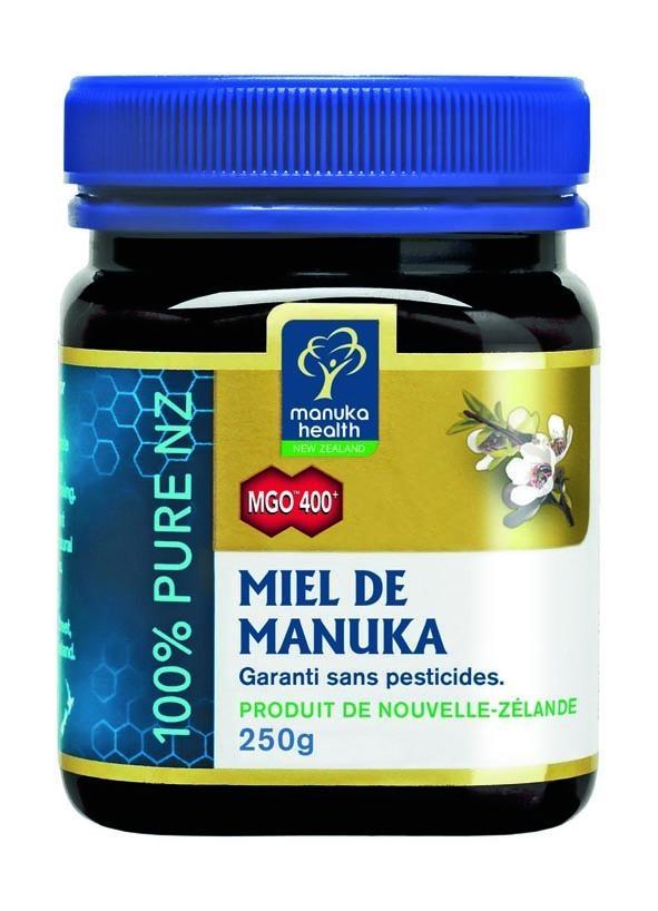 Miel de Manuka MGO™ 400+, 250g