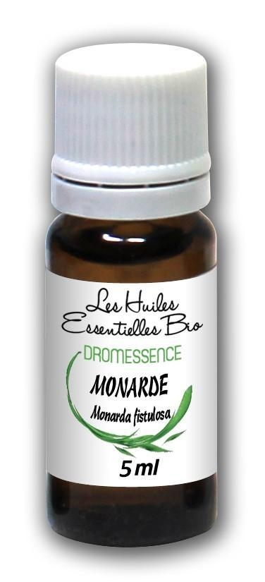 Huile essentielle Monarde BIO 30 ml DROMESSENCE